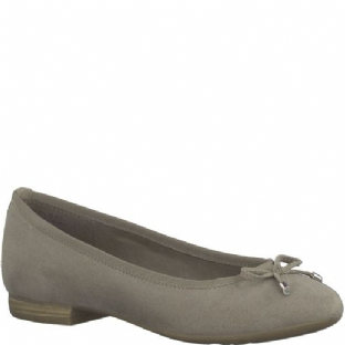 Marco Tozzi 2-2-22135-30 341 Taupe Womens Shoes